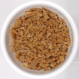 Textured Wheat Flake Brown Coarse (TWF)