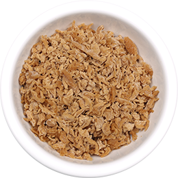 Textured Wheat Flake Brown Fine